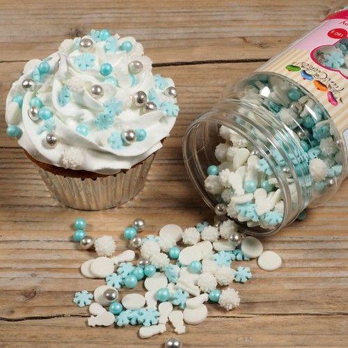 Mix de Sprinkles 180 g - Mermaid