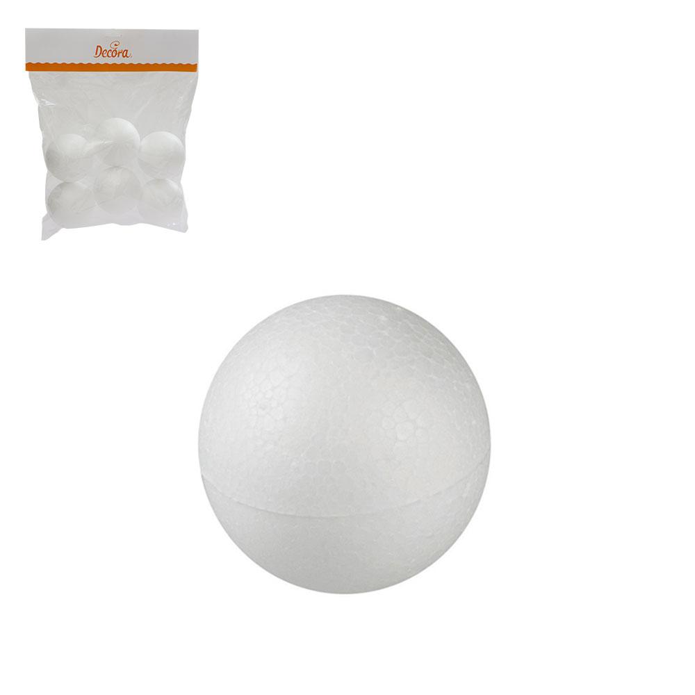 Dummy en polystyrène 3 cm - lot de 10