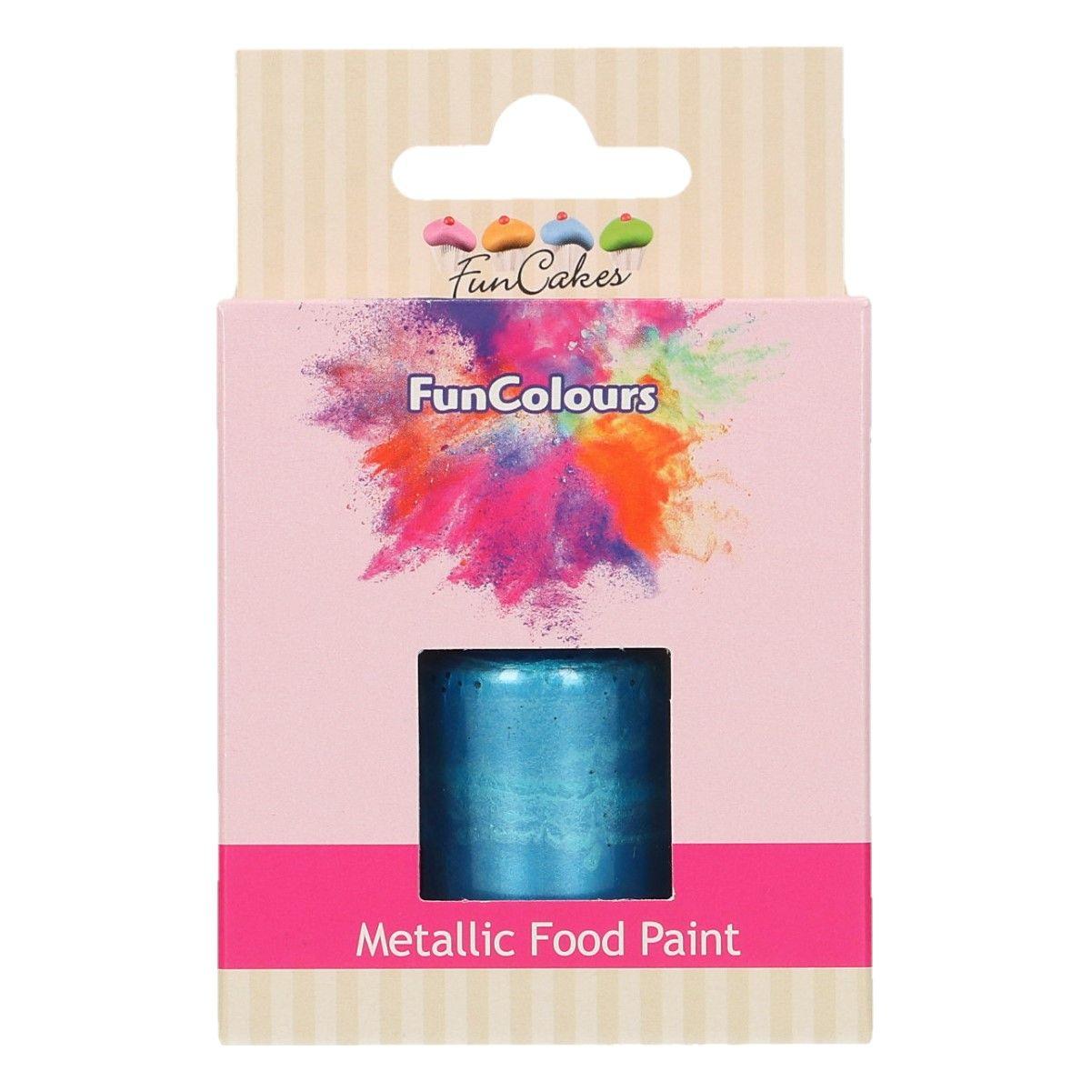 Peinture alimentaire 30ml - Royal blue