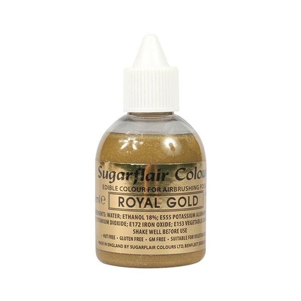 Colorant d\'Aérographe 60 ml- Gold royal