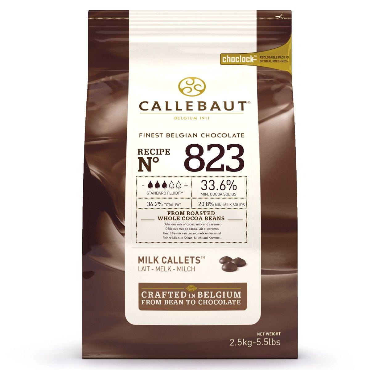 Chocolat de couverture 2.5 Kg -