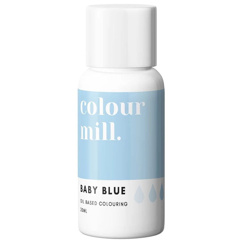 Colorant alimentaire Colour Mill 20 ml - Tiffany