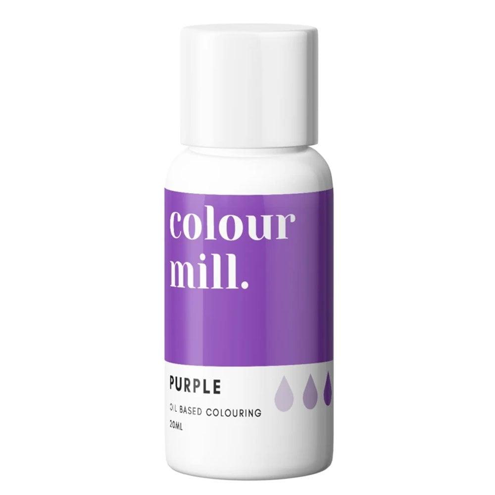 Colorant alimentaire Colour Mill 20 ml - Violet