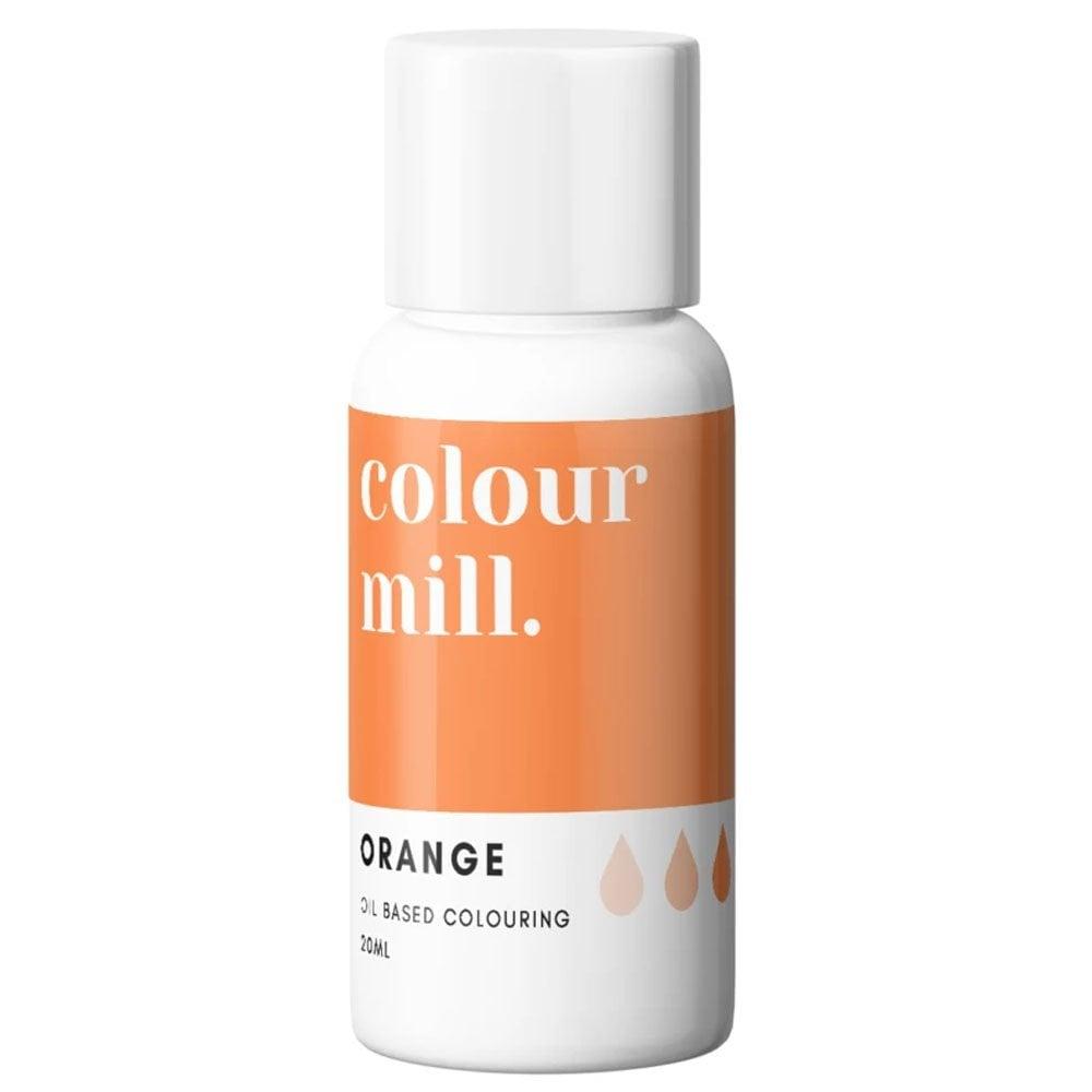 Colorant alimentaire Colour Mill - Orange - Choisir la Quantité