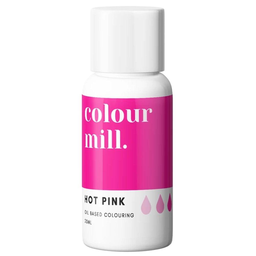 Colorant alimentaire Colour Mill - Rose Foncé - Choisir la Quantité