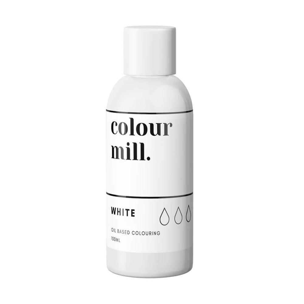 Colorant alimentaire Colour Mill 100 ml -Blanc