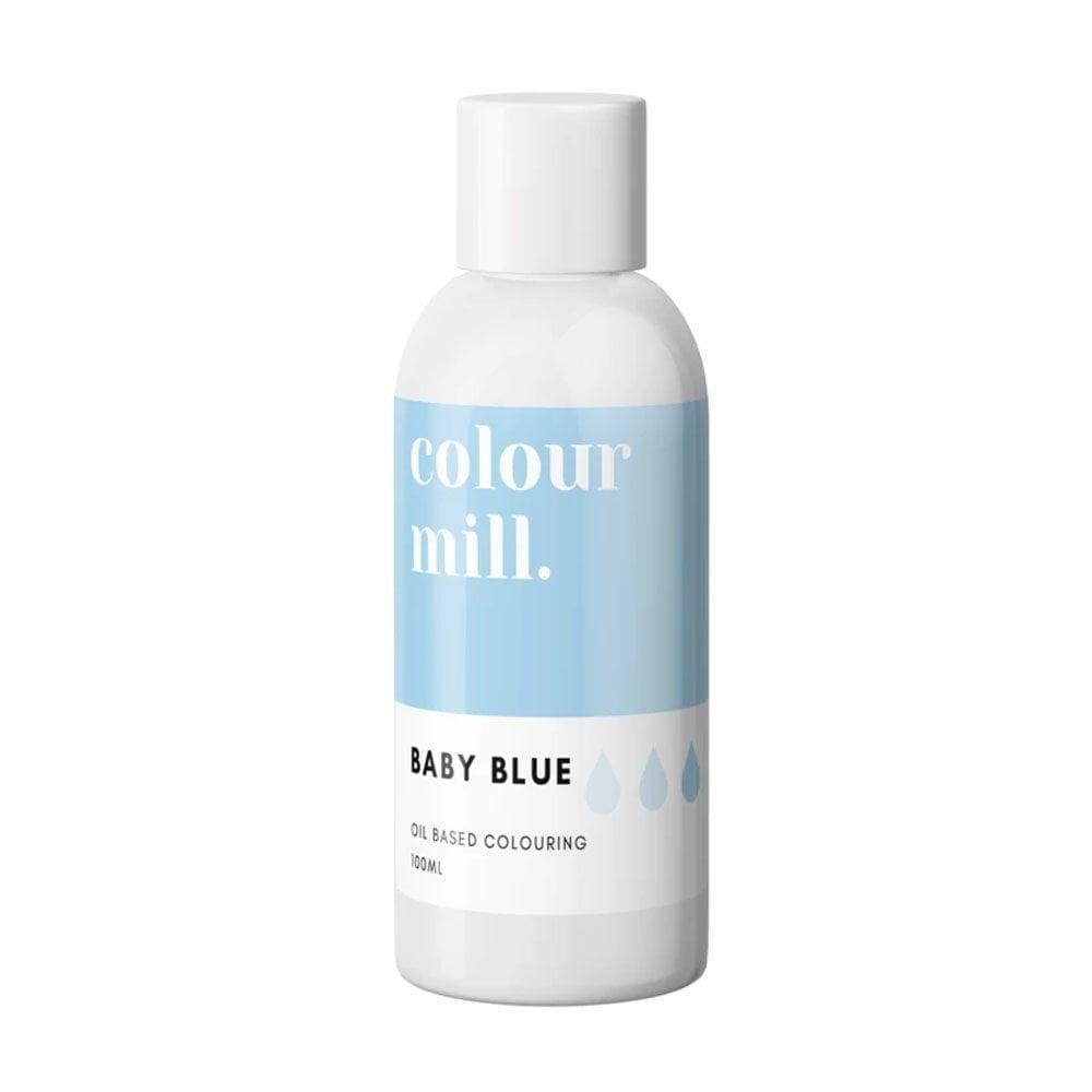 Colorant alimentaire Colour Mill - Bleu Bébé - Choisir la Quantité