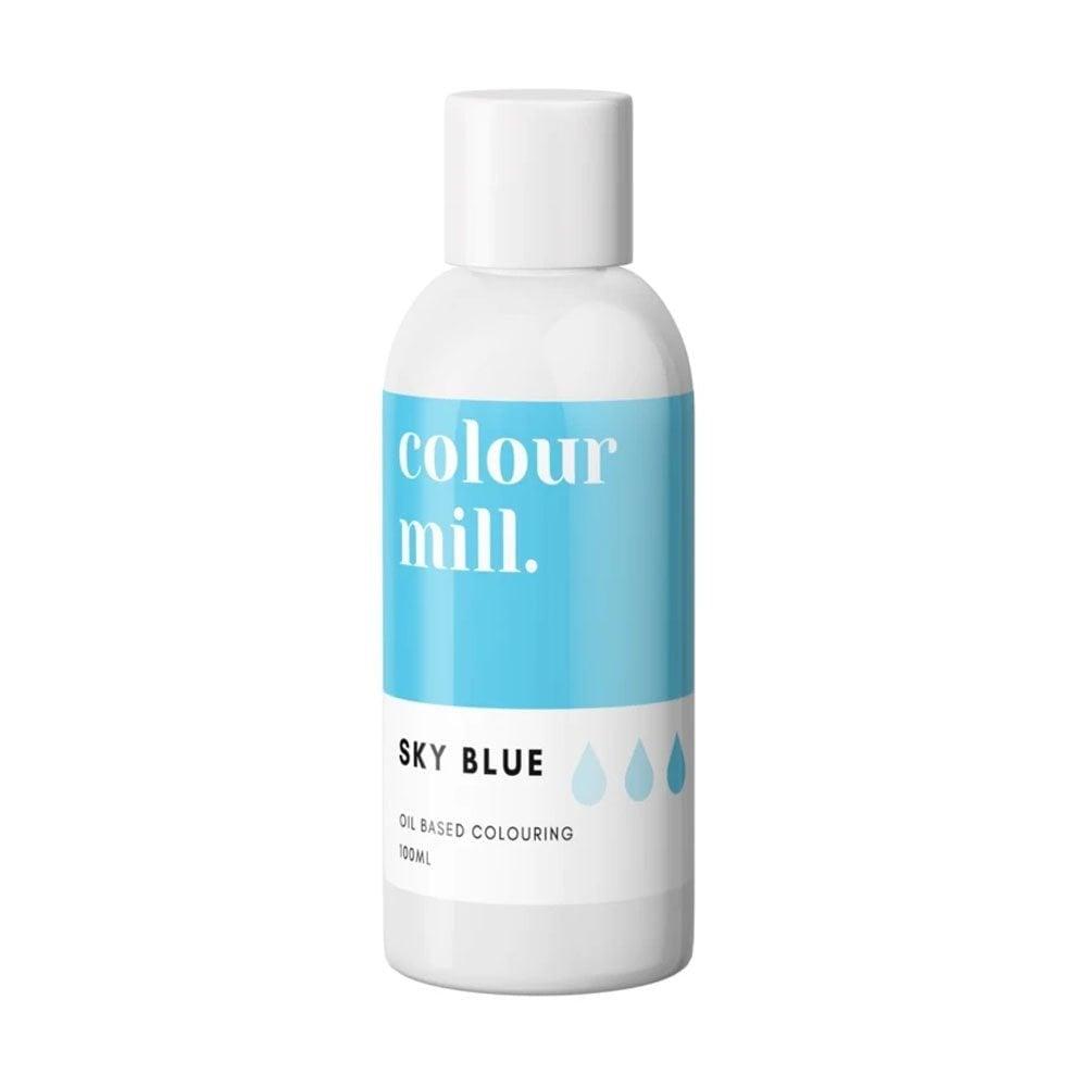 Colorant alimentaire Colour Mill - Bleu Ciel - Choisir la Quantité