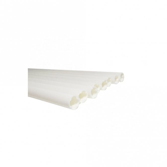Tube de maintien en plastique - Lot de 4