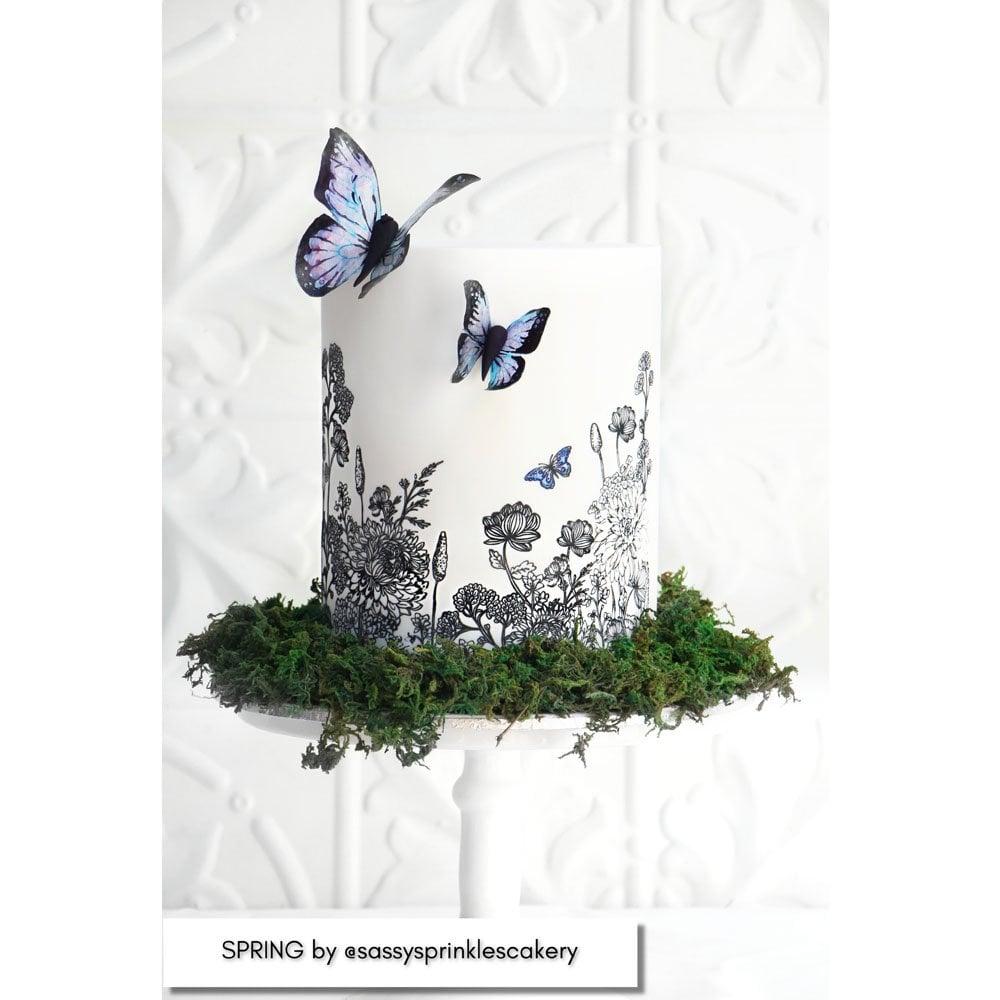 Pochoirs – Spring