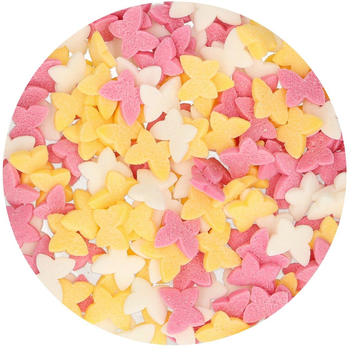 Mix de Sprinkles 50 g - Papillon