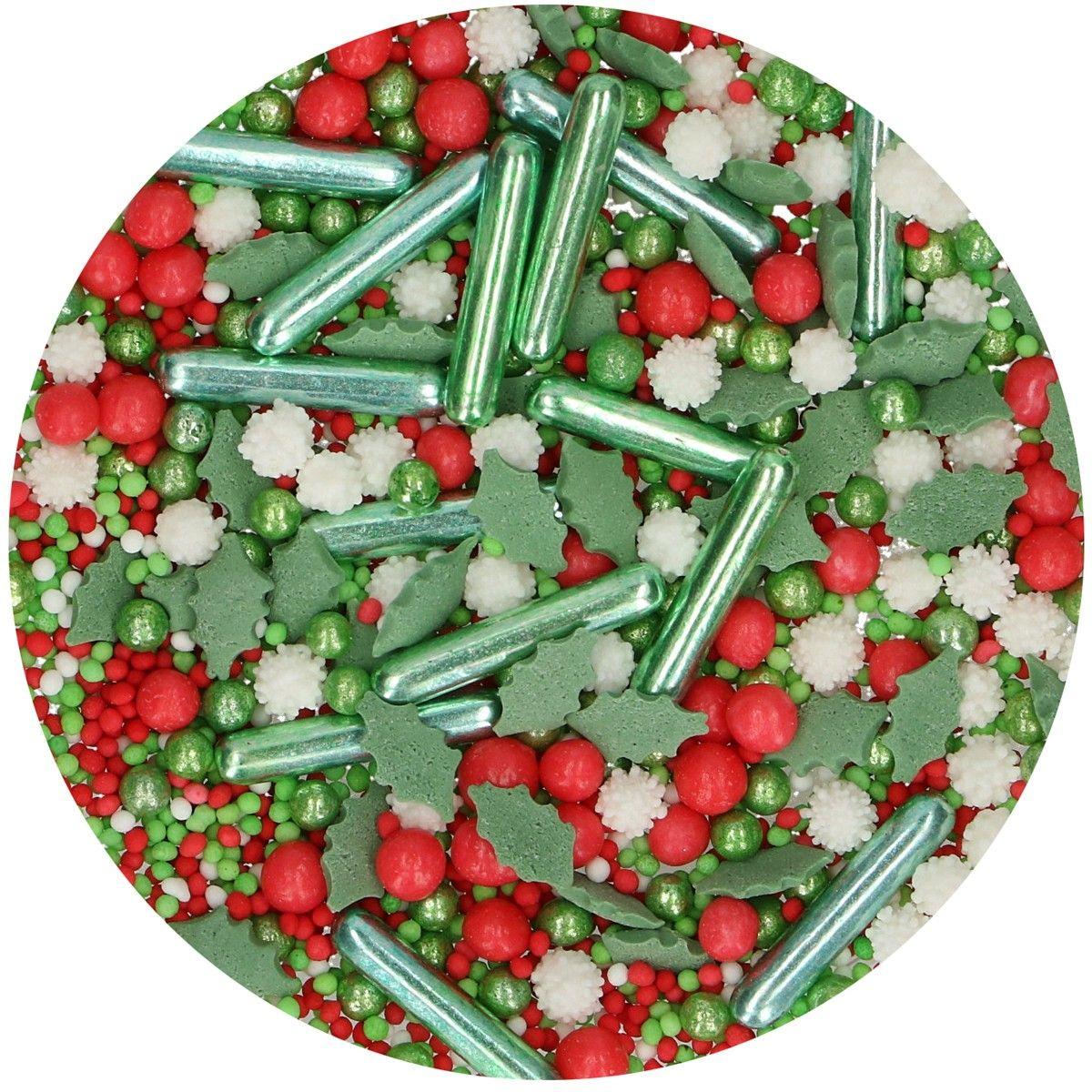 Mix de Sprinkles 50 g - Holiday