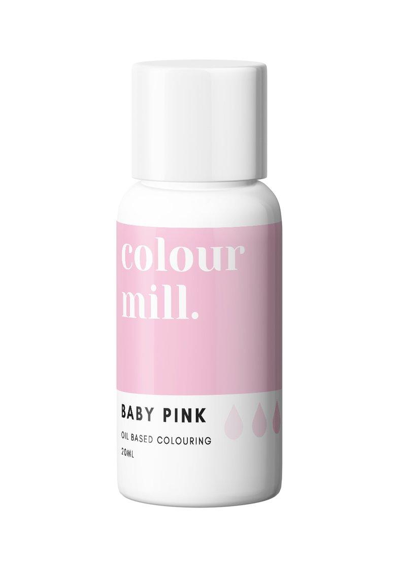 Colorant alimentaire Colour Mill - Rose bébé - Choisir la quantité
