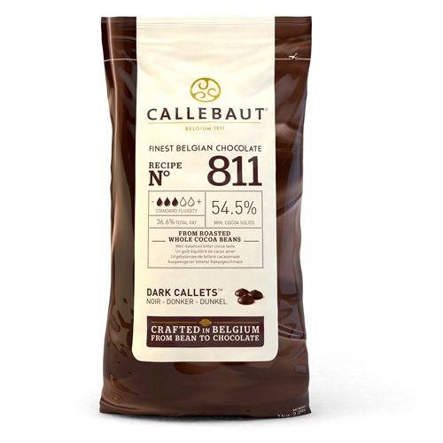 Chocolat de couverture 1 Kg - Noir