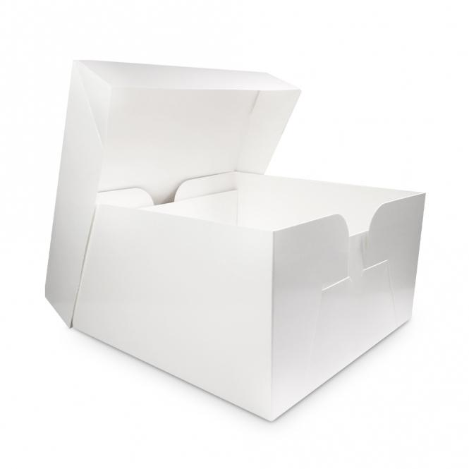 Boîte à gâteaux H 15 cm - Choisir la taille