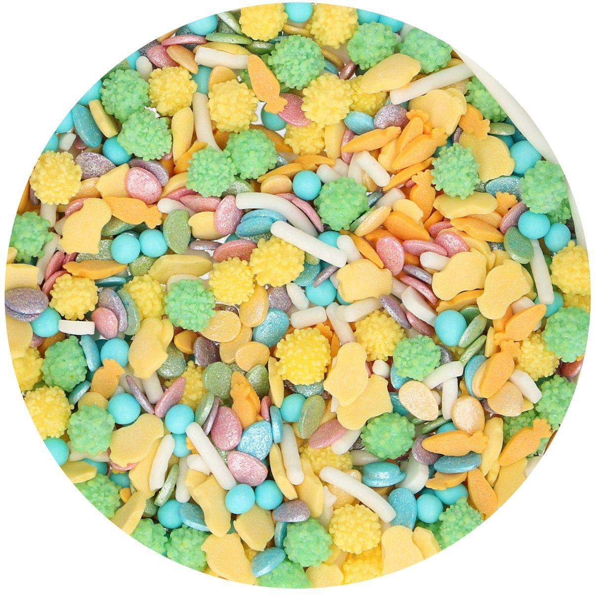 Mix de Sprinkles  Medley 50g - PÂQUES