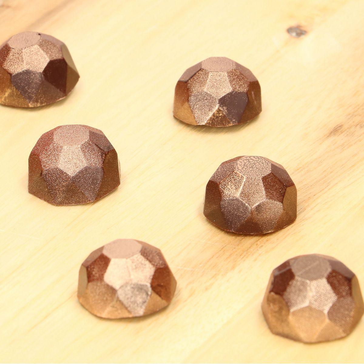 Moule pour chocolat - Diamant