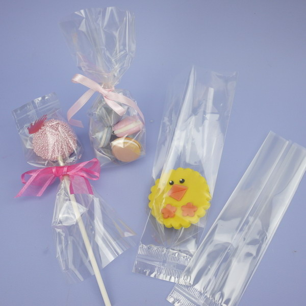 Petit sachets - Transparent- Lot de 10