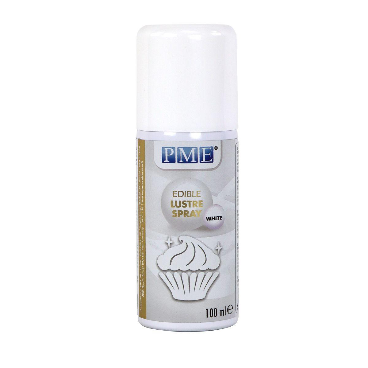 Spray sans alcool 100 ml - Blanc