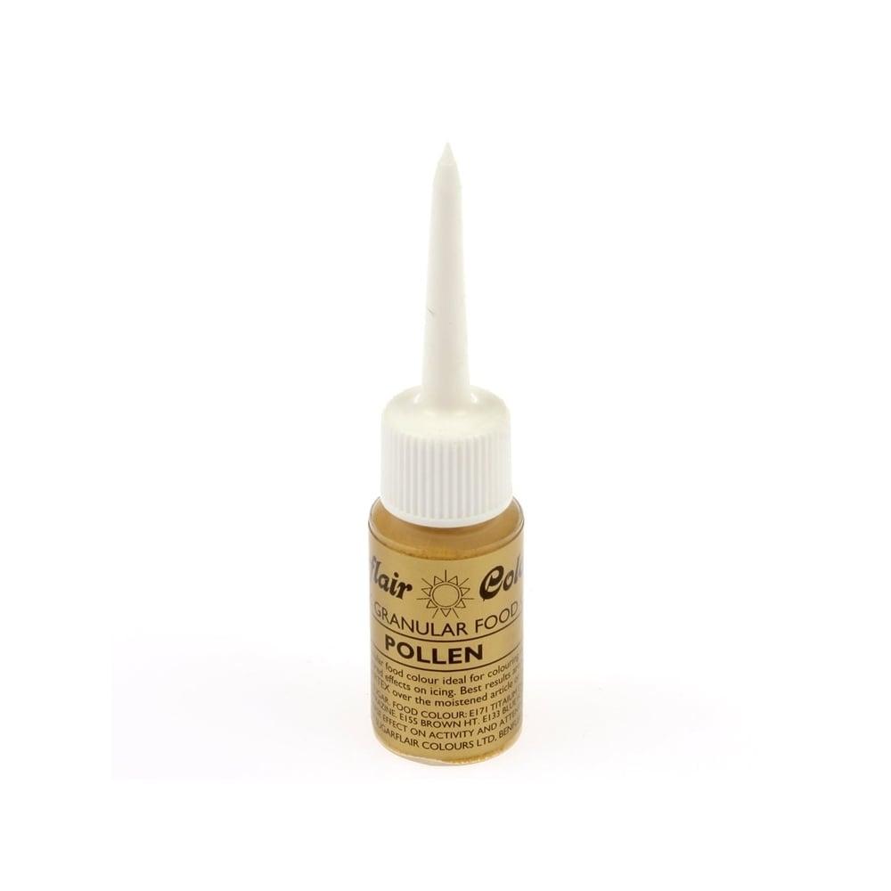 Colorant alimentaire granular pour glaçage 14 ml - Jaune Pollen