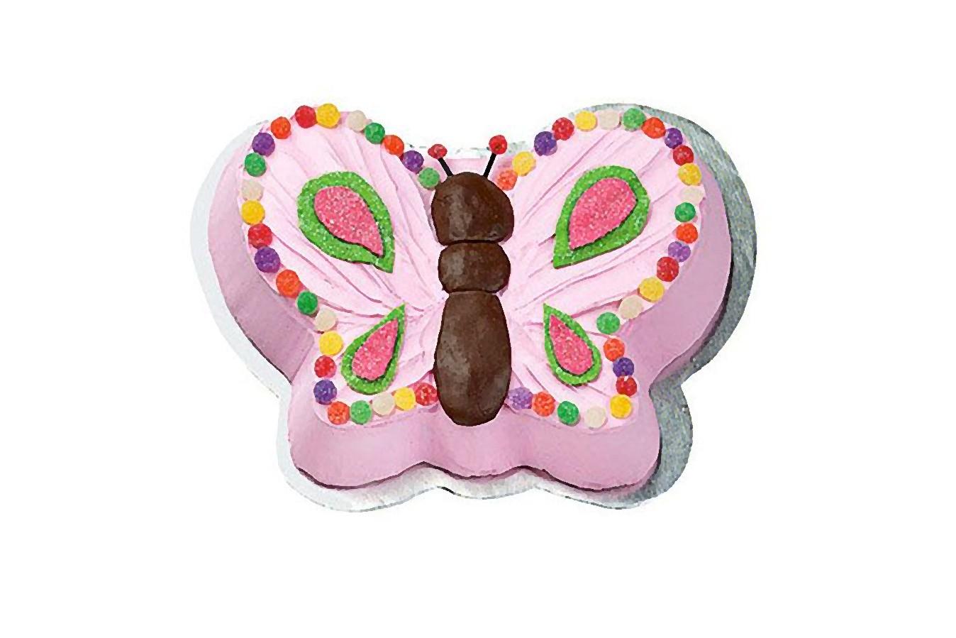 Moule de cuisson – Papillon
