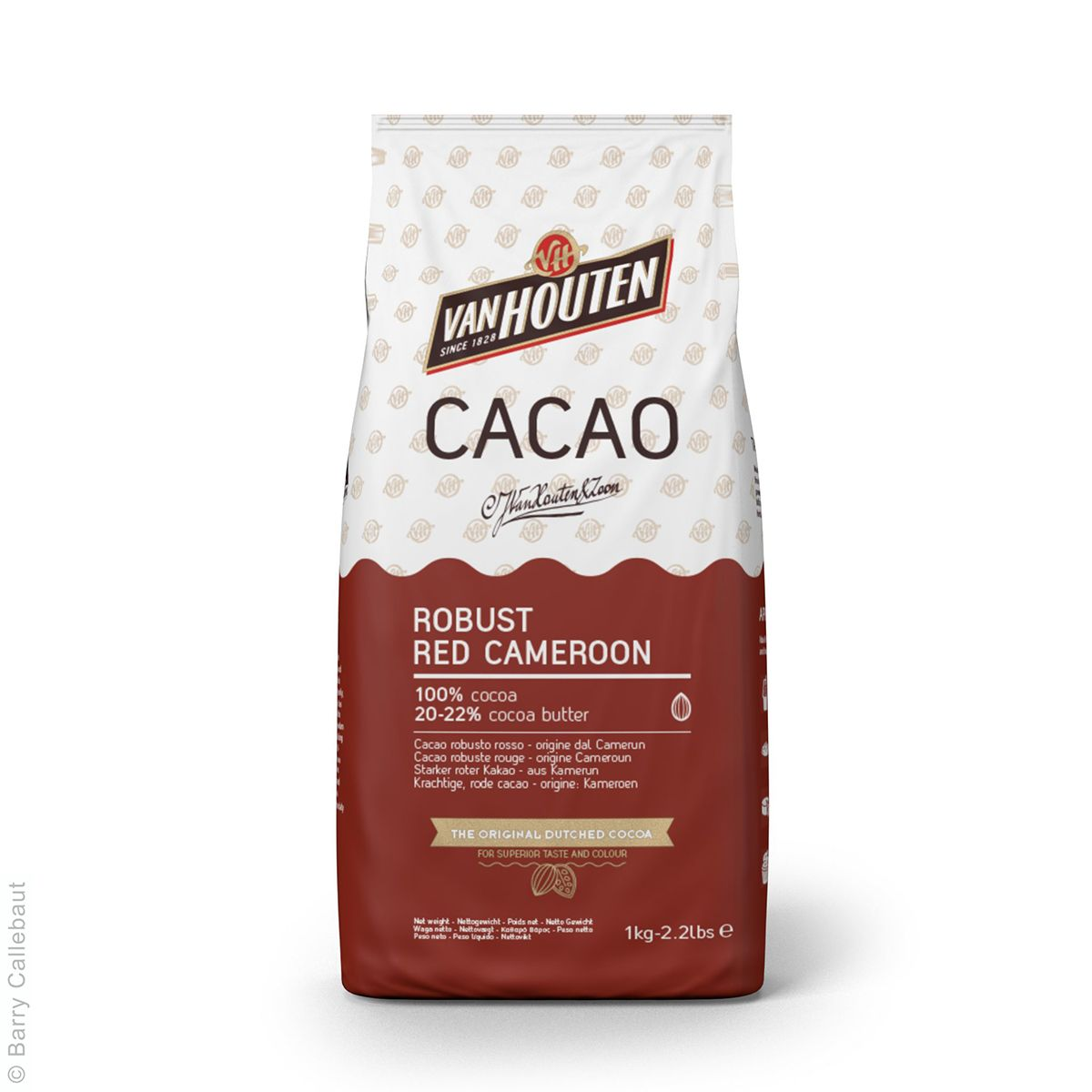 POUDRE DE CACAO ROBUST RED CAMEROON 1KG