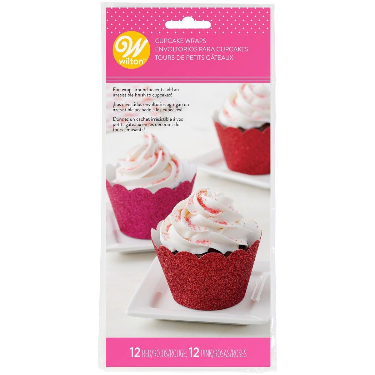 Caissete à Cupcake - Lot de 12