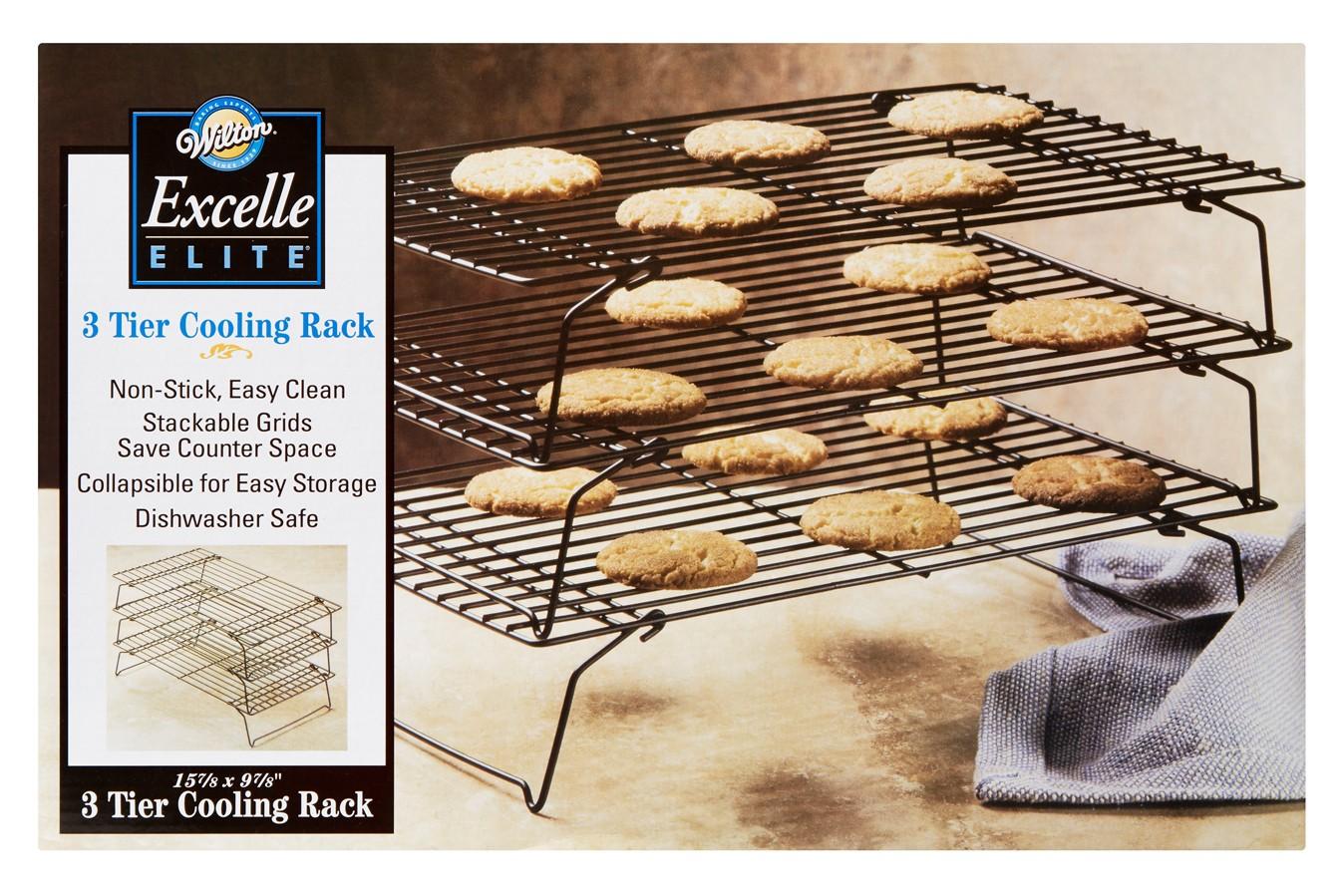 Grille à gâteau - Pliable & Extensible
