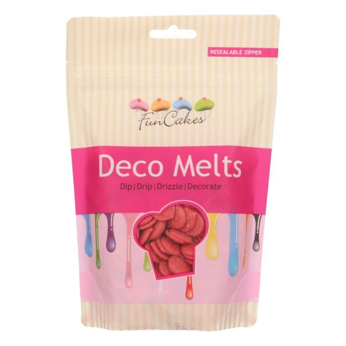 Deco Melts 250 g - Rouge