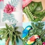 Moule à modelage – Tropical