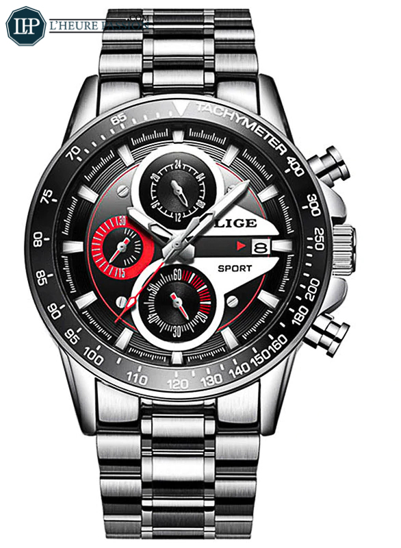 Men\'s creative business chronograph watch