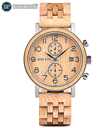 Men\'s wooden watch