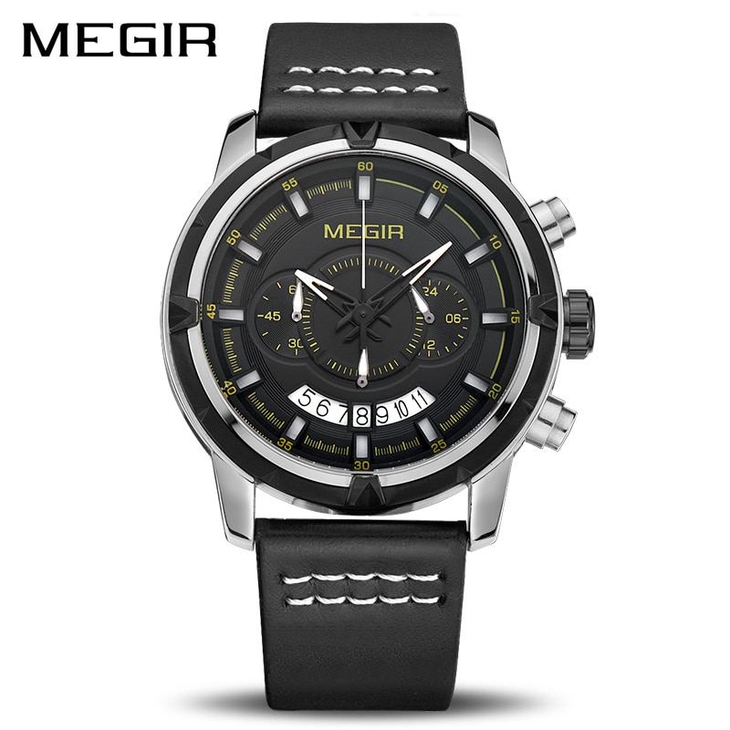 Sport men\'s multifunction quartz watch