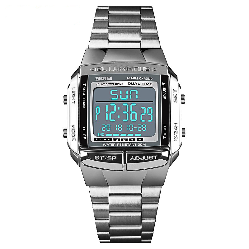 Sport men\'s digital watch