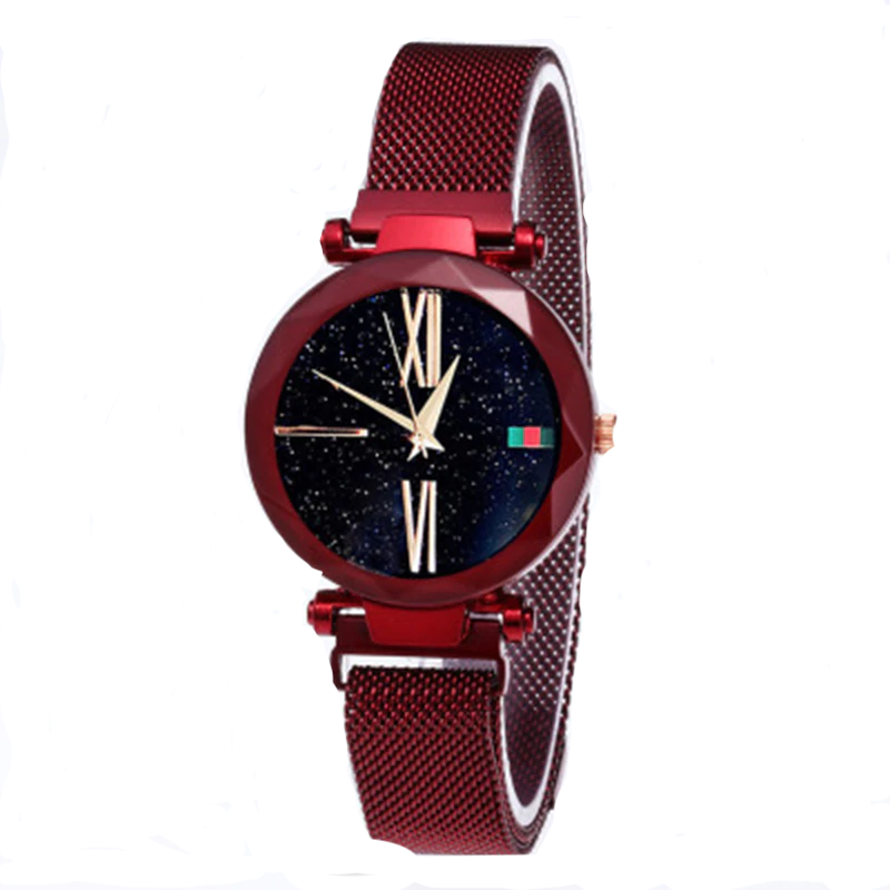 The luxurious starry sky watch for women