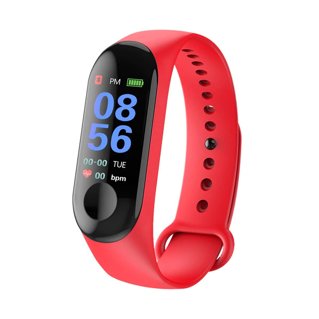 Connected Watch Band Fitness Bracelet