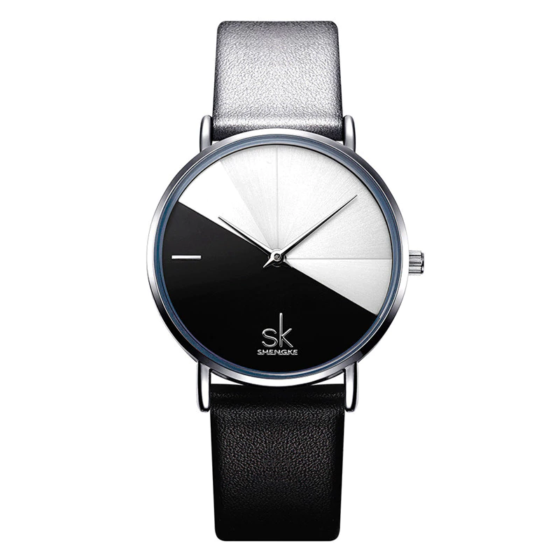 Minimalist and creative women\'s luxury watch