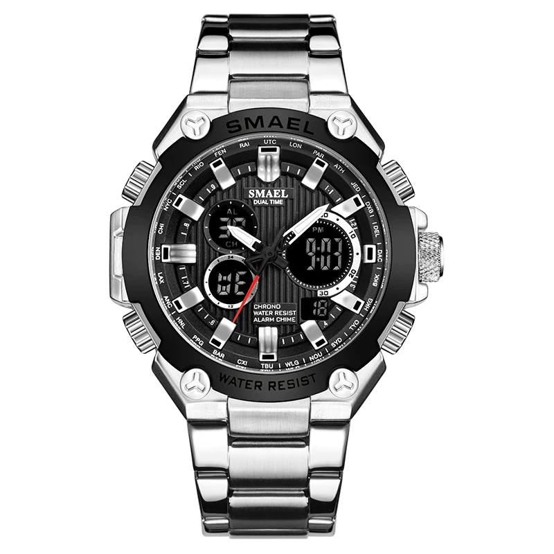 Men\'s mechanical and automatic watch