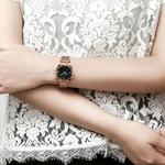 CIVO-Mode-Montres-De-Luxe-Femmes-Bleu-Visage-Montre-Quartz-Dame-Maille-Bracelet-d-contract-Montres