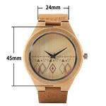 D-contract-Montre-Femmes-En-Bois-Horloge-Cadeaux-d-contract-Montre-Bracelet-Quartz-Montres-Hommes-Montres