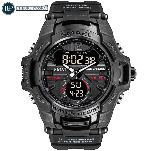 Super Cool Sport Mode 50M Wasserdichte digitale supercoole Uhr