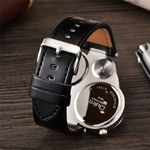 Oulm-Unique-sport-hommes-montres-haut-de-gamme-de-luxe-2-fuseaux-horaires-montre-Quartz-boussole
