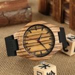 Montres-en-bois-noir-bracelet-en-cuir-l-ger-grand-cadran-montres-en-bois-naturel-Protection