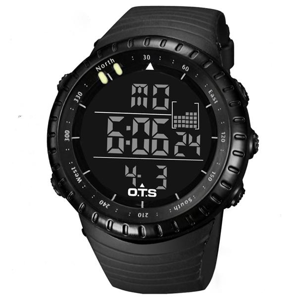 Orologio sportivo digitale da uomo