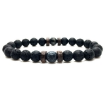 Hommes-Bracelet-naturel-pierre-de-lune-perle-tib-tain-bouddha-Bracelet-chakra-lave-pierre-diffuseur-Bracelets