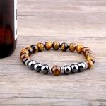 Bracelet-en-perles-naturelles-pour-les-yeux-de-tigre-pour-les-femmes-h-matite-Bracelets-extensibles