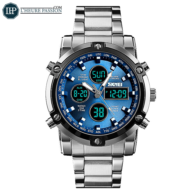 Luxe Fashion Sport horloge