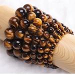 Perles-de-pierre-naturelle-minimaliste-Bracelet-oeil-de-tigre-4-taille-perl-e-hommes-bouddha-Braclet