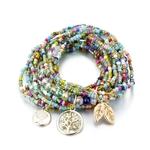 Style-boh-me-vie-d-arbre-laisser-perles-breloque-bracelets-pour-femme-Boho-multicouche-cristal-graine-3