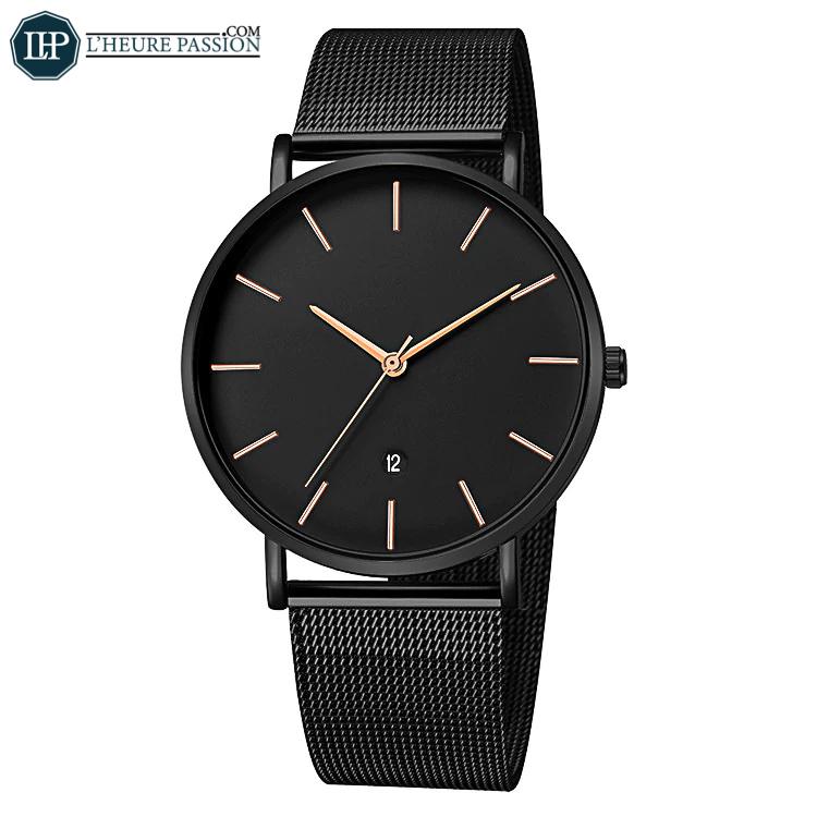 Relógio masculino de negócios